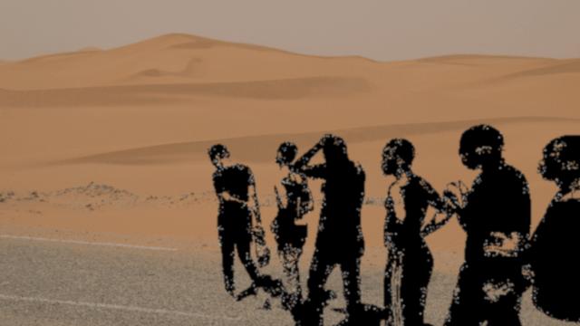 """Der Freitag mit """"Ab in die Sahara"""""""