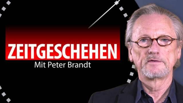 ZEITGESCHEHEN mit Peter Brandt
