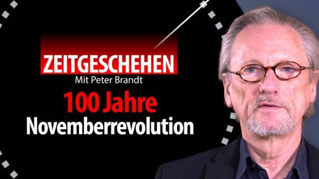 Peter Brandt: ZEITGESCHEHEN #2