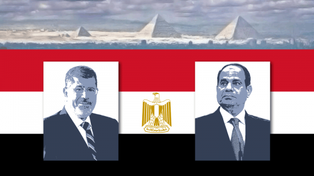 Ägypten, Mohamed Mursi, Abelfattah Al Sissi