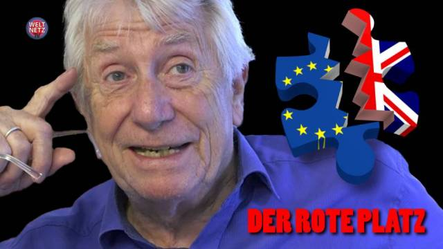 Der Rote Platz #37 mit Wolfgang Gehrcke