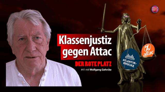 Der Rote Platz #41 mit Wolfgang Gehrcke