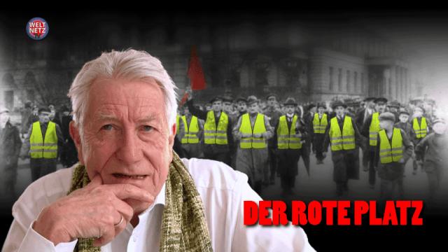 Der Rote Platz #39 mit Wolfgang Gehrcke