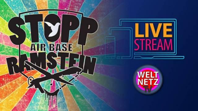 Livestream Stopp Air Base Ramstein
