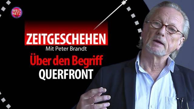 ZEITGESCHEHEN #5 mit Peter Brandt