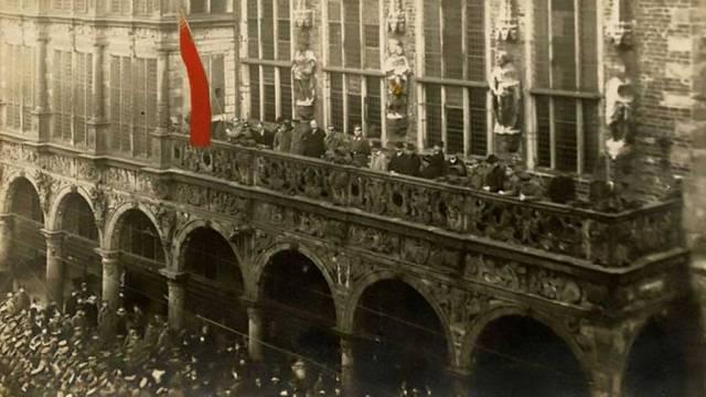 100 Jahre Bremer Räterepublik