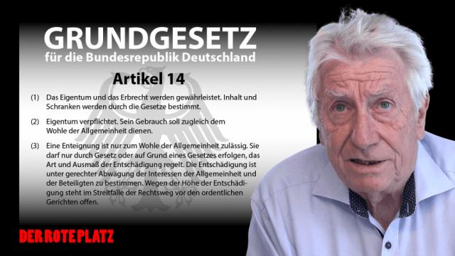 Der Rote Platz #46 mit Wolfgang Gehrcke: Privatisierung hat alles nur schlechter gemacht