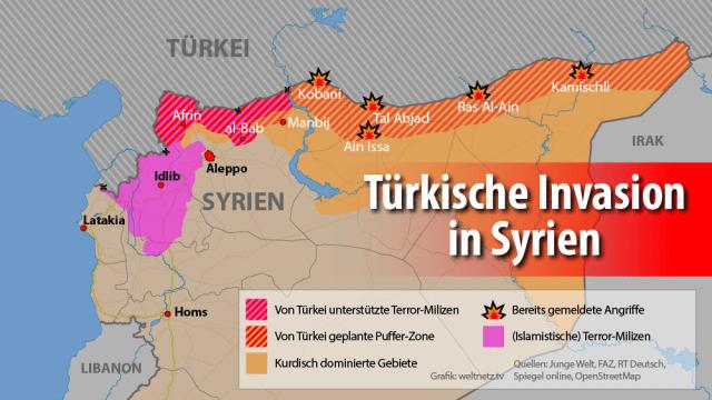 Trump überantwortet Erdogan die Kurden