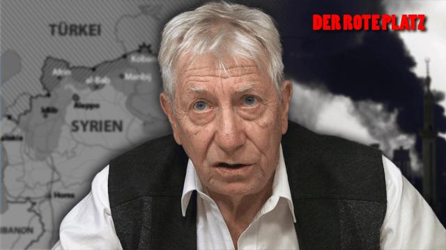 Der Rote Platz #58 mit Wolfgang Gehrcke