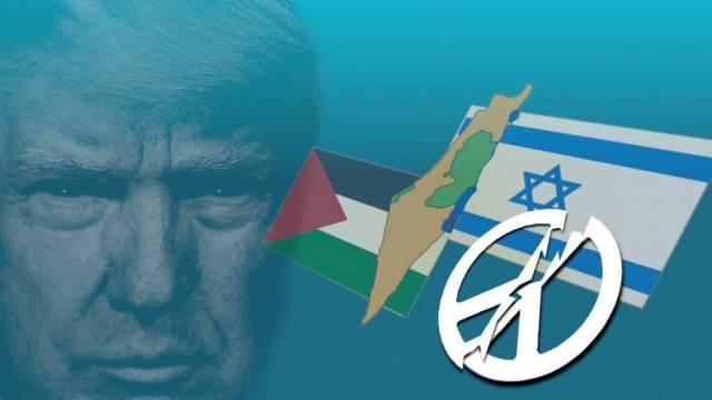 Israel/Palästina: Friedenshoffnung zerTRUMPelt?