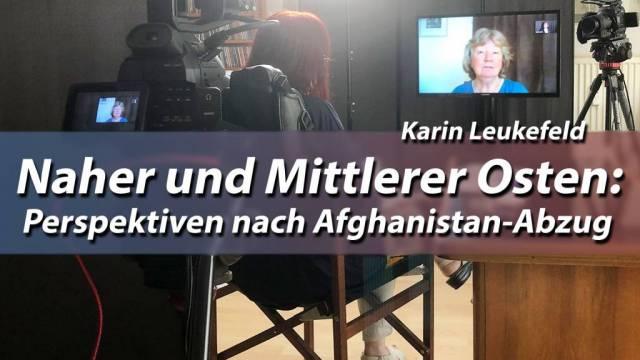 Naher und Mittlere Osten: Perspektiven nach Afghanistan-Abzug