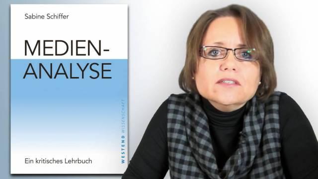 Sabine Schiffer:  Medienkompetenz stärken – Debattenräume zurückerobern