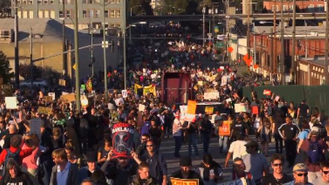 Die Kommune von Oakland