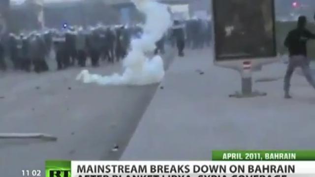 Tage des Zorns in Bahrain