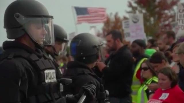 USA: Streik bei WalMart