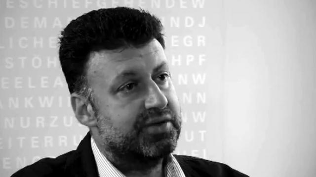 Aktham Suliman im Gespräch mit weltnetz.tv