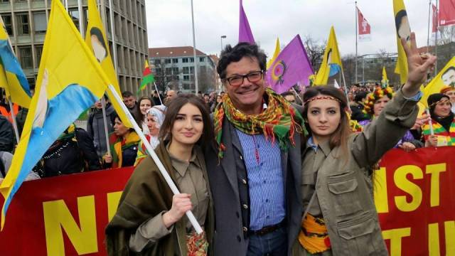 Newroz in Hannover 2016