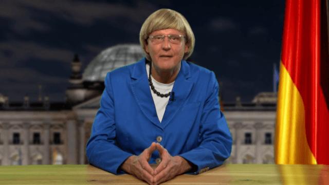 Die Kanzlerin (alias Reiner Kröhnert): Spionieren für Deutschland