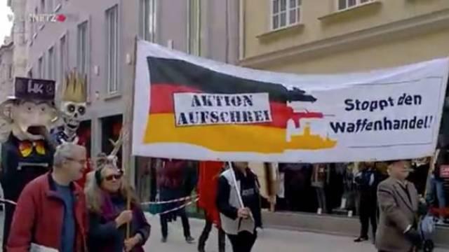 Zusammenschnitt Ostermarsch 2016