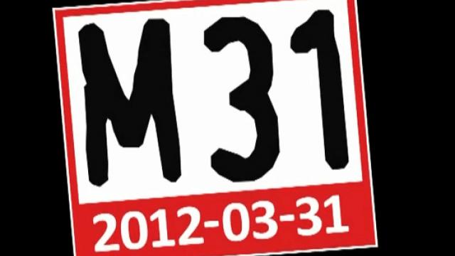 M31 - Europäischer Aktionstag gegen den Kapitalismus