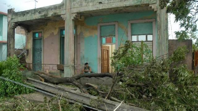 """Schäden nach Hurrikan """"Sandy"""" auf Kuba"""