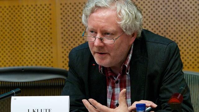 Europaabgeordneter Jürgen Klute