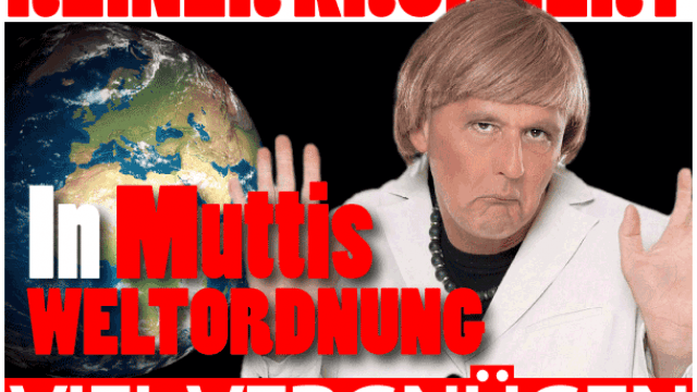 MUTTI RELOADED - Reiner Kröhnert