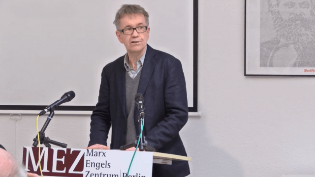 Andreas Wehr - Marx Engels Zentrum | Berlin