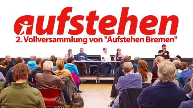 Aufstehen Bremen