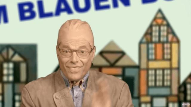 Blauer Bock Heinz Schenk (89): Jetzt schunkel ich gegen Macht-Russen!