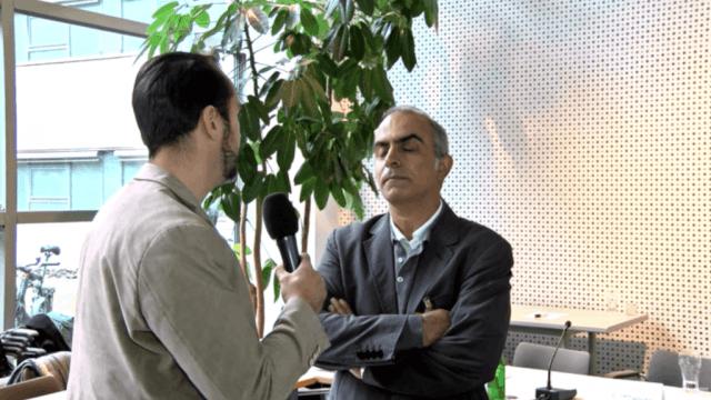 Düzgün Altun (DIDF) im Gespräch mit weltnetz.tv
