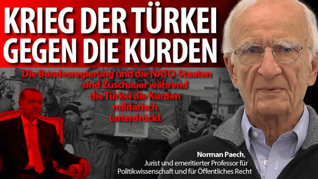Krieg der Türkei gegen die Kurden