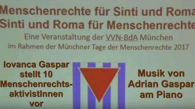 10 Aktivistinnen der Sinti & Roma