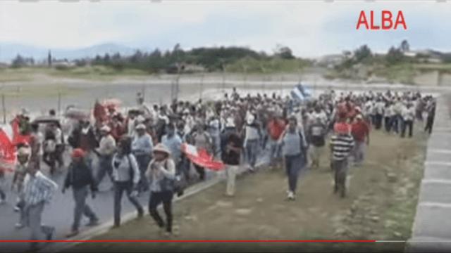 Honduras: Semilla de la libertad