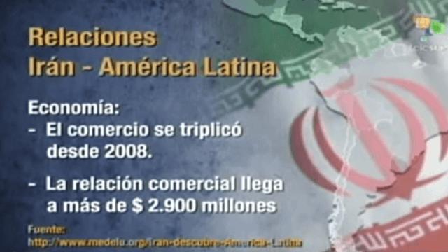 Beziehungen Iran - Lateinamerika