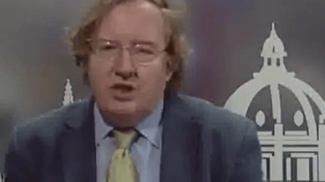 Mark Almond, Professor der Geschichte an der Universität Oxford
