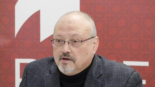 Jamal Kaschoggi