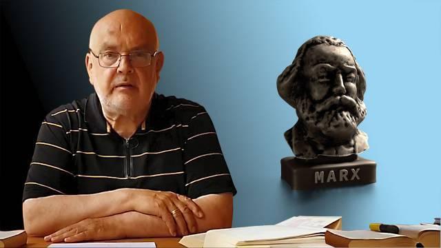 Rolf Geffken: Marx und Recht
