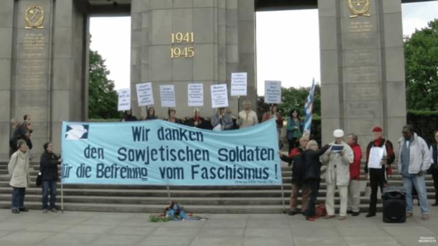 Tag der Befreiung: Gegen Krieg und Faschismus!