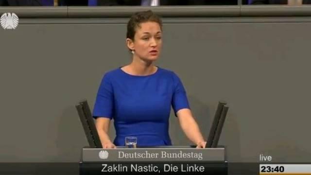 Zaklin Nastic