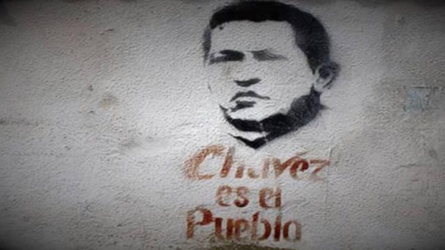 Chávez ist das Volk