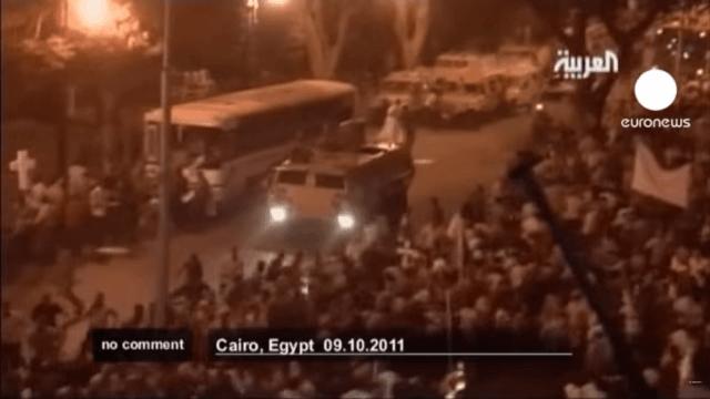 Ägypten: Blutige Zusammenstöße zwischen Christen und dem Militär