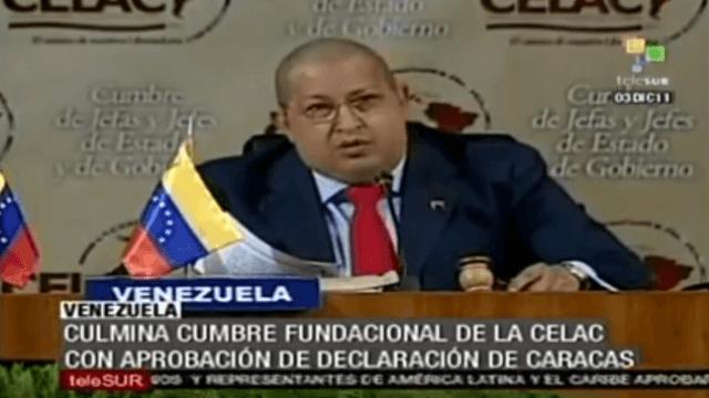 CELAC konstituiert sich in Caracas