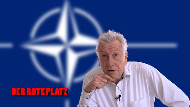 Der Rote Platz #43 mit Wolfgang Gehrcke