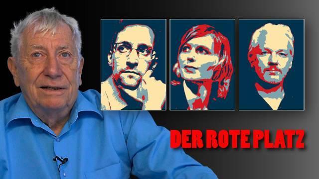 Der Rote Platz #57 mit Wolfgang Gehrcke