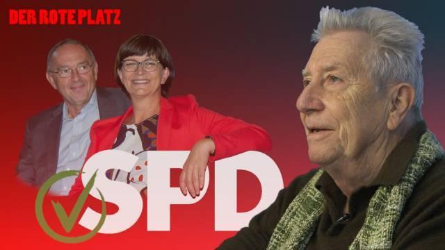Der Rote Platz #62 mit Wolfgang Gehrcke