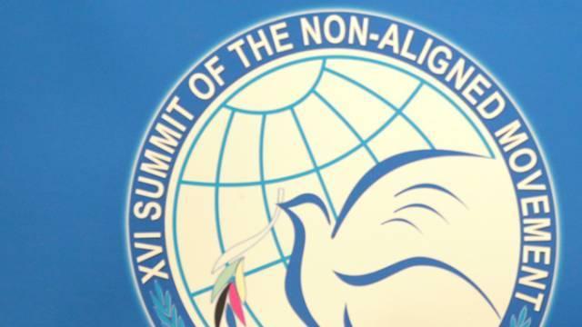 Logo der Blockfreien