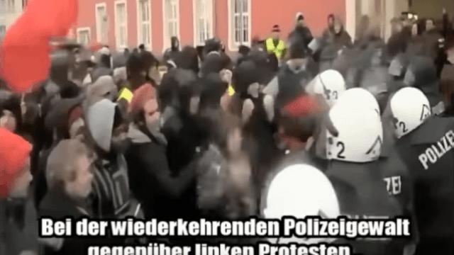 12. Januar 2013 - Nazidemo in Magdeburg verhindern