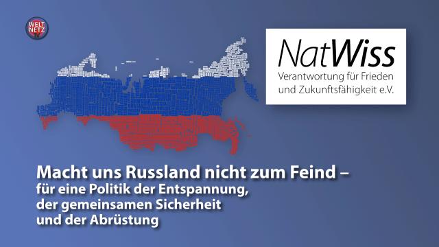 Macht uns Russland nicht zum Feind