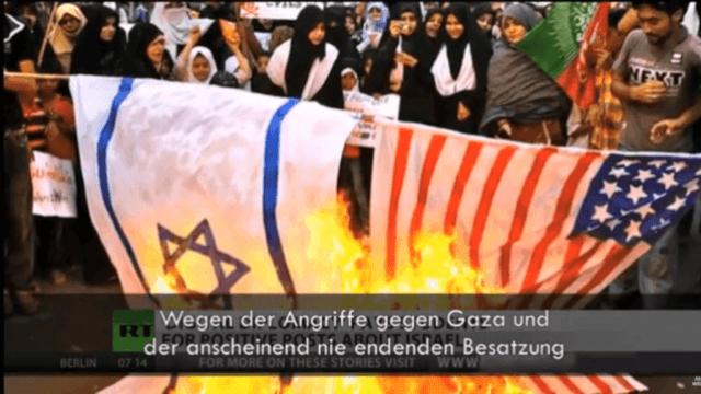 Geld für pro-israelische Tweets
